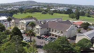 Mount Albert Grammar School in Auckland Central, New Zealand