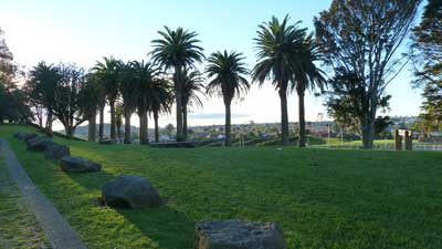 Mount Roskill in Auckland Central, New Zealand